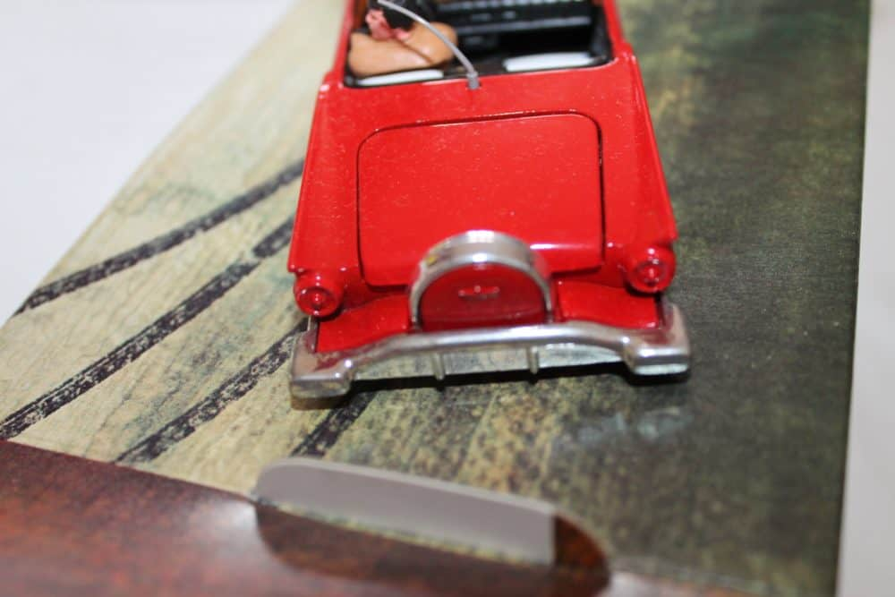 Corgi Toys 348 'Vegas' Ford Thunderbird-back
