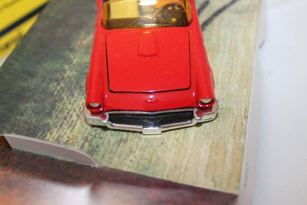 Corgi Toys 348 'Vegas' Ford Thunderbird-front