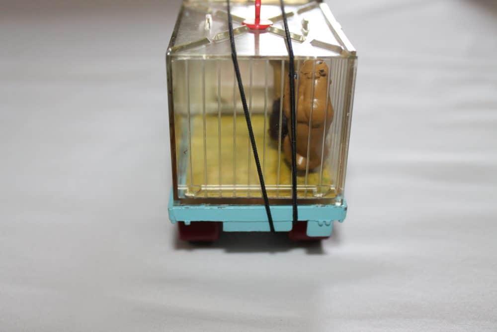 Corgi Toys 1139 Chipperfield's Menagerie-back