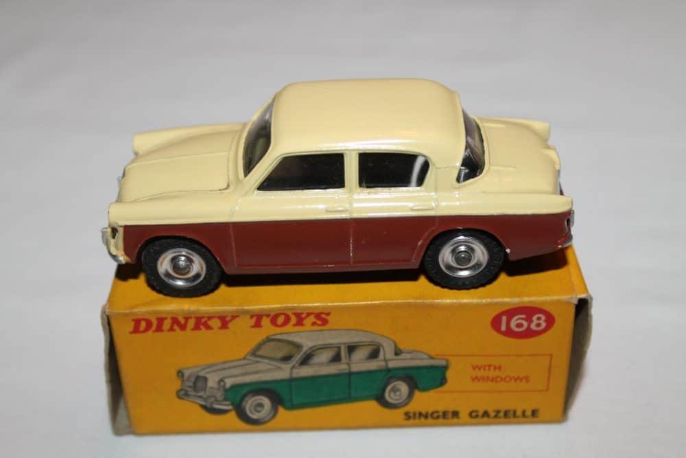 Dinky Toys 168 Singer Gazelle