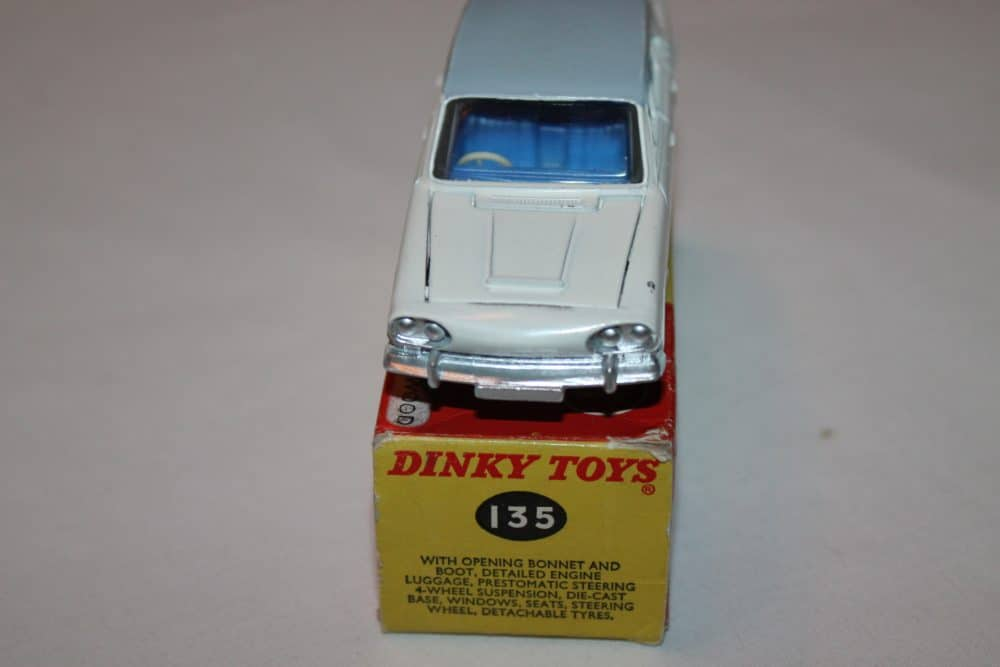 Dinky Toys 135 Triumph 2000 Rare Promotional-front