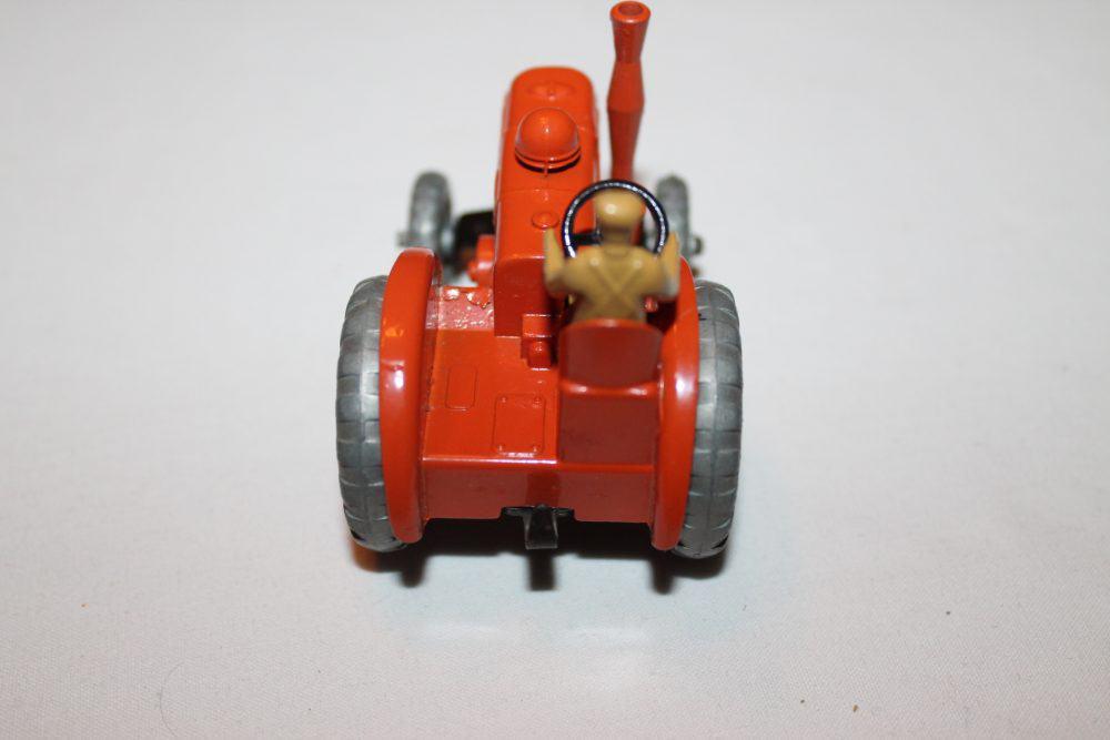 Dinky Toys 027N/301 Field Marshall Tractor-back