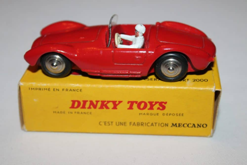 French Dinky Toys 022A Maserati Sport 2000