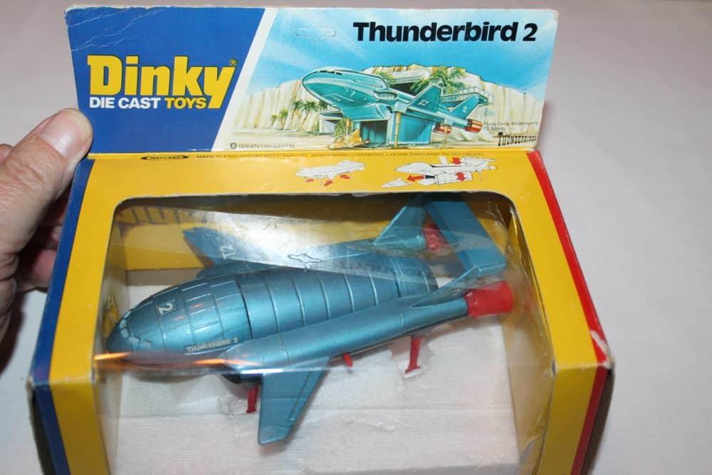 Dinky Toys 106 Thunderbirds 2