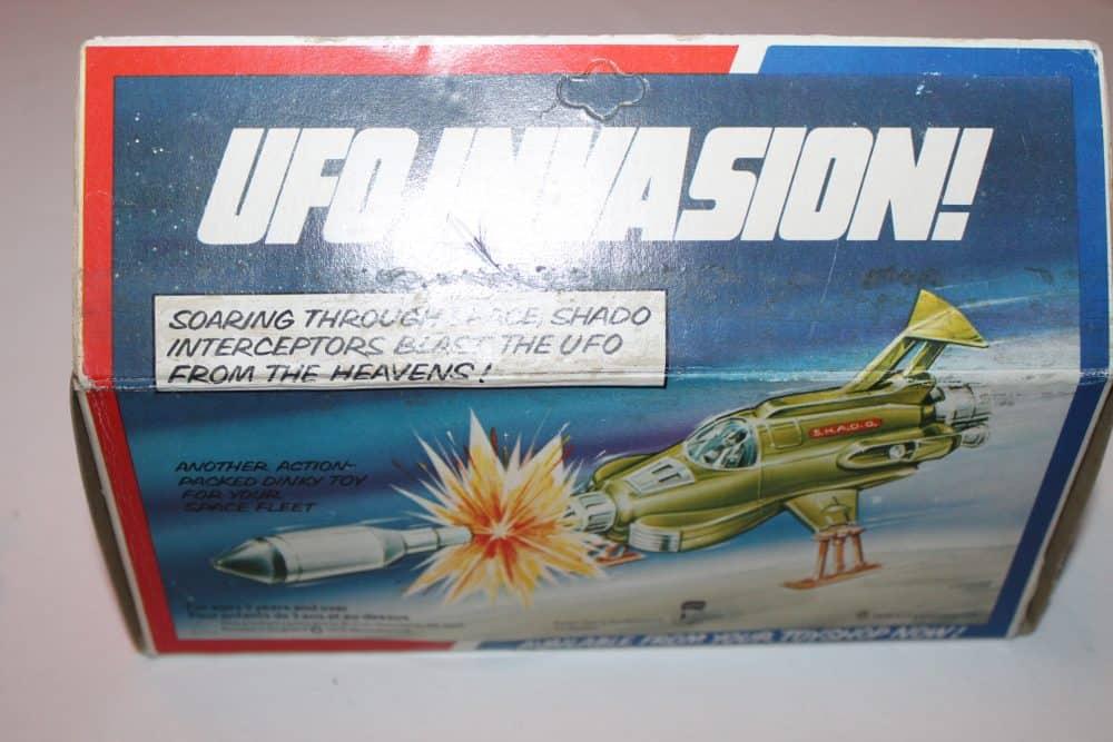 Dinky Toys 106 Thunderbirds 2-boxback