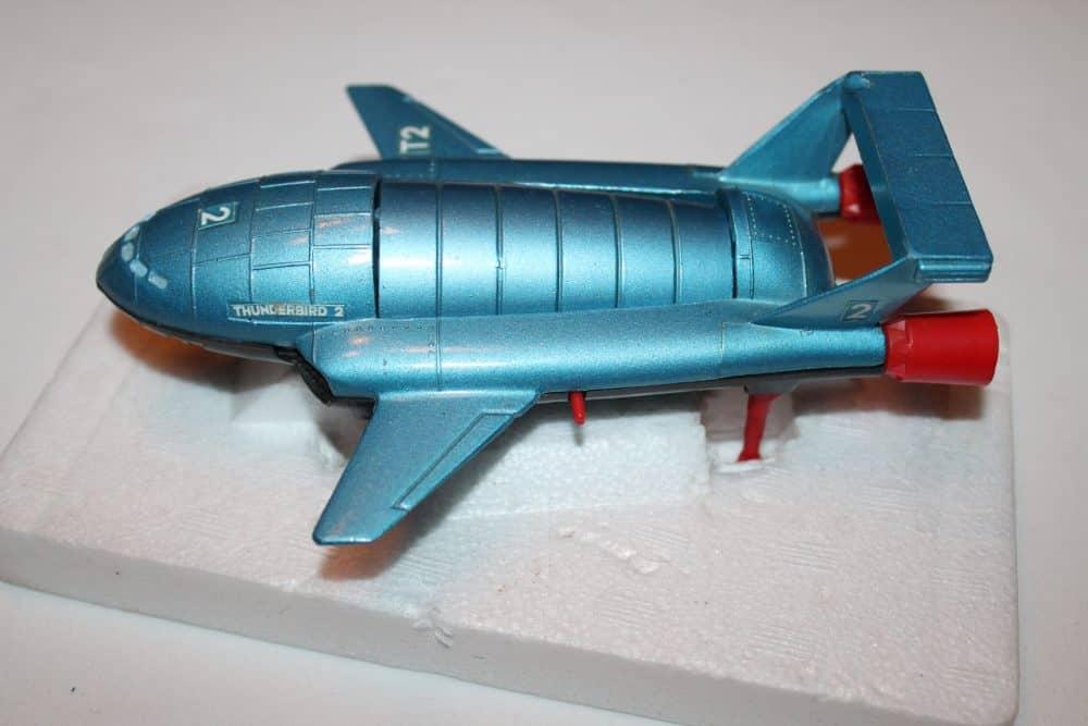 Dinky Toys 106 Thunderbirds 2-leftside