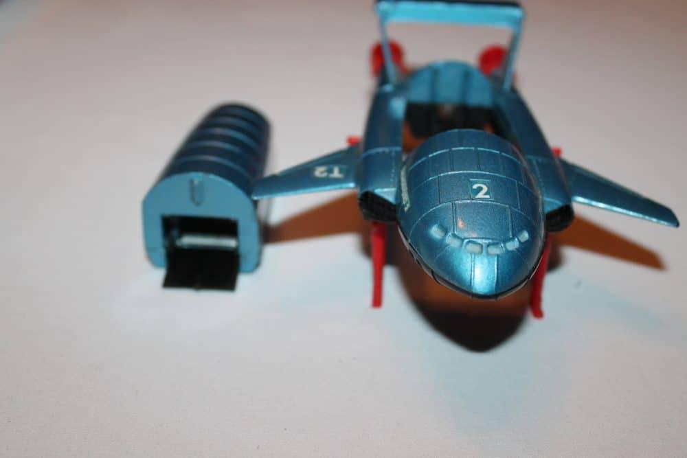 Dinky Toys 106 Thunderbirds 2-front