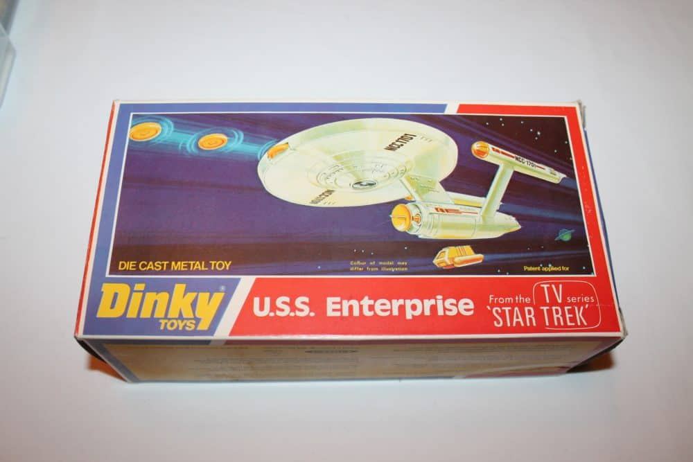 Dinky Toys 358 U.S.S Enterprise 'Star Trek'