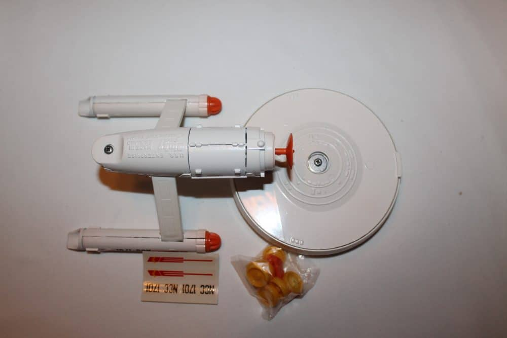 Dinky Toys 358 U.S.S Enterprise 'Star Trek'3