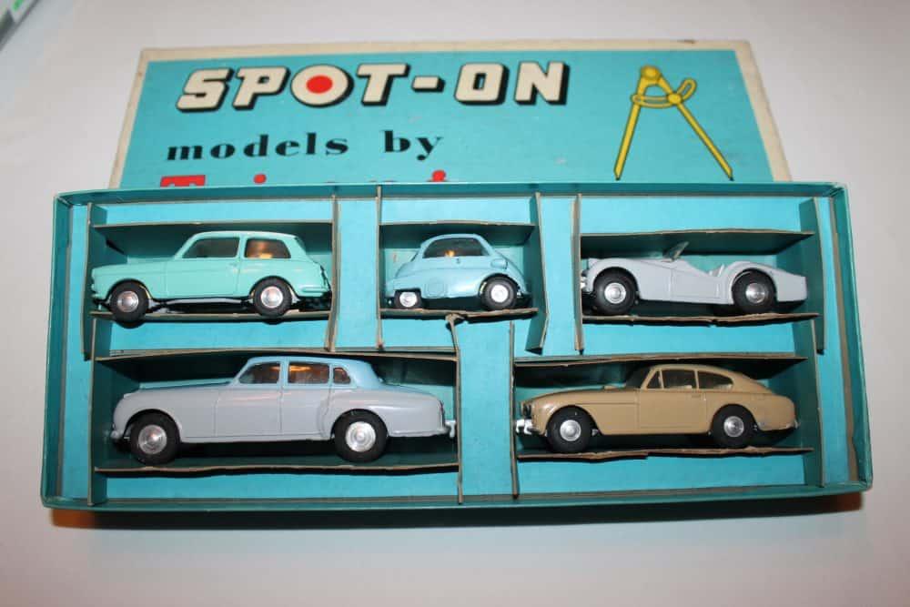 Spot-On Presentation Set A