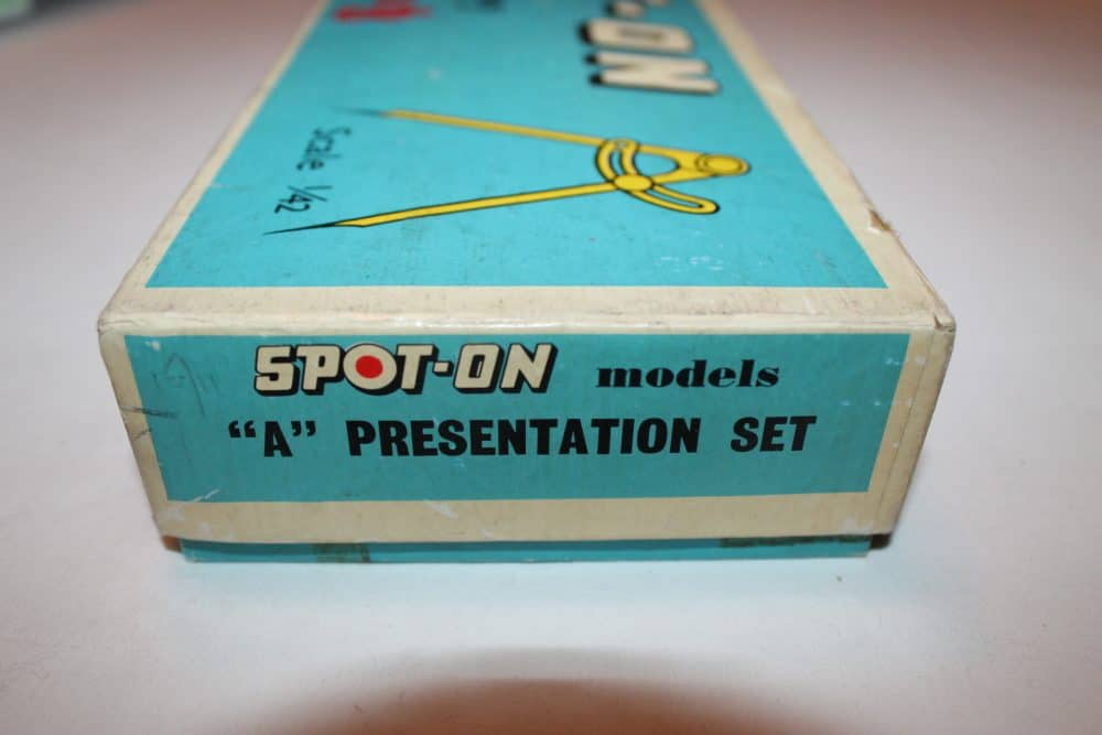 Spot-On Presentation Set A-box