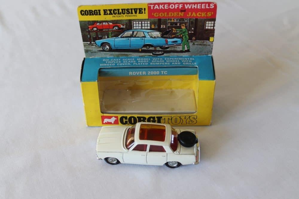 Corgi Toys 275 Rover 2000 TC