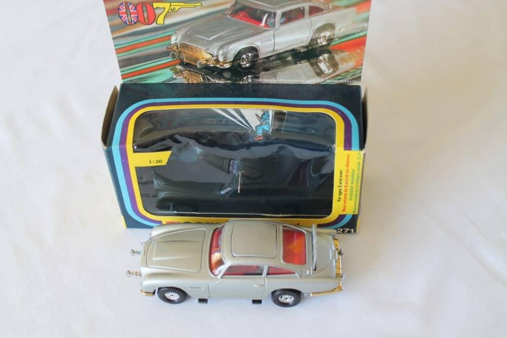 Corgi Toys 271 'James Bond' Aston Martin