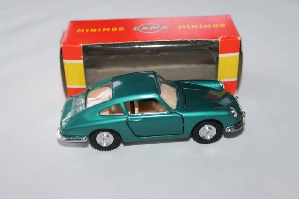 GAMA Toys 9734 Porsche 911-Rside