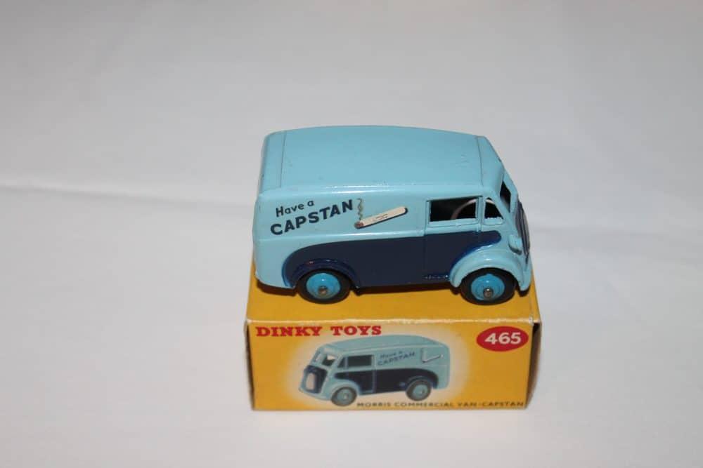 Dinky Toys 465 Morris Capstan Van-side