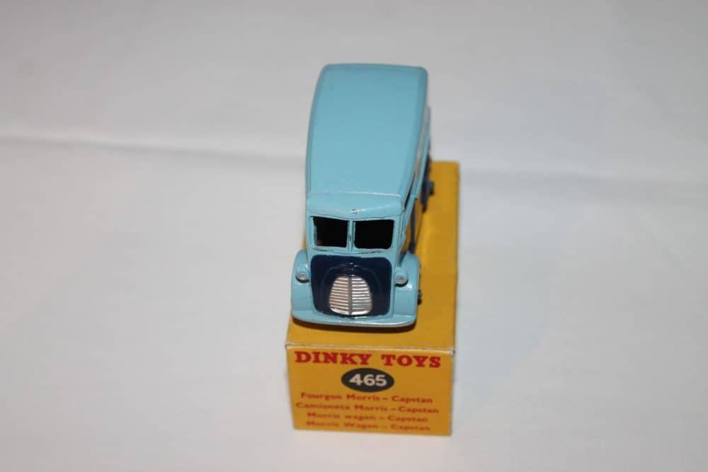 Dinky Toys 465 Morris Capstan Van-front