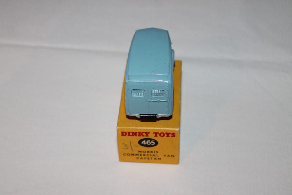 Dinky Toys 465 Morris Capstan Van-back