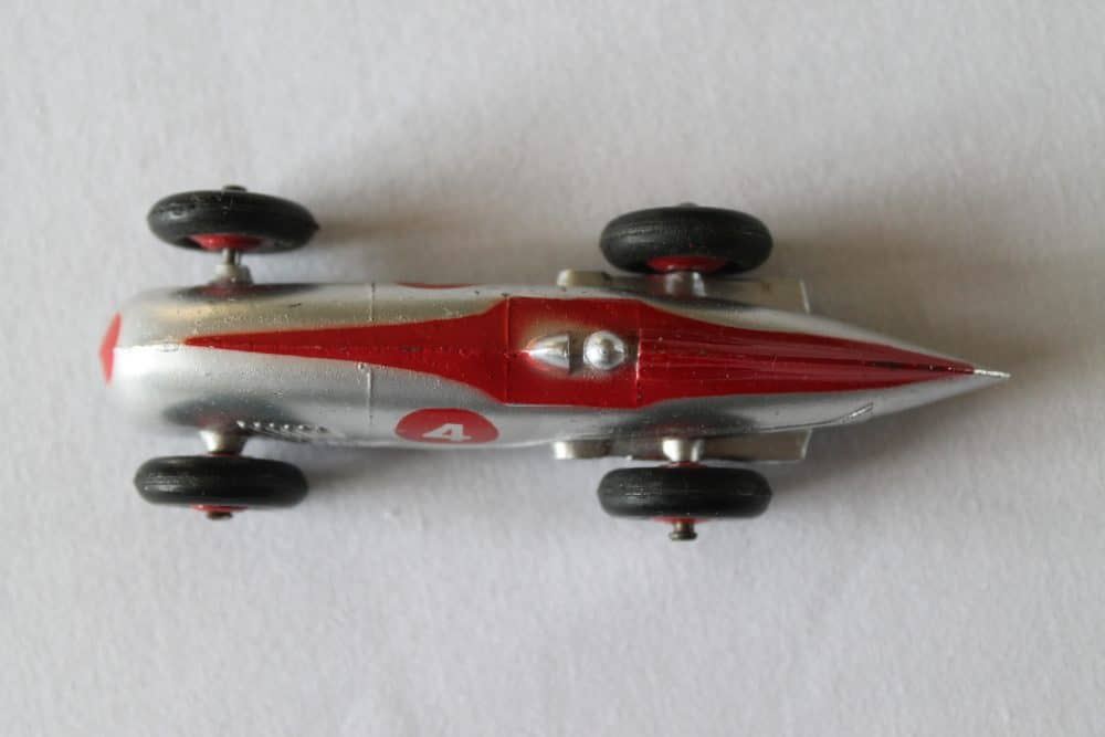 Dinky Toys 023A Racing Car-top
