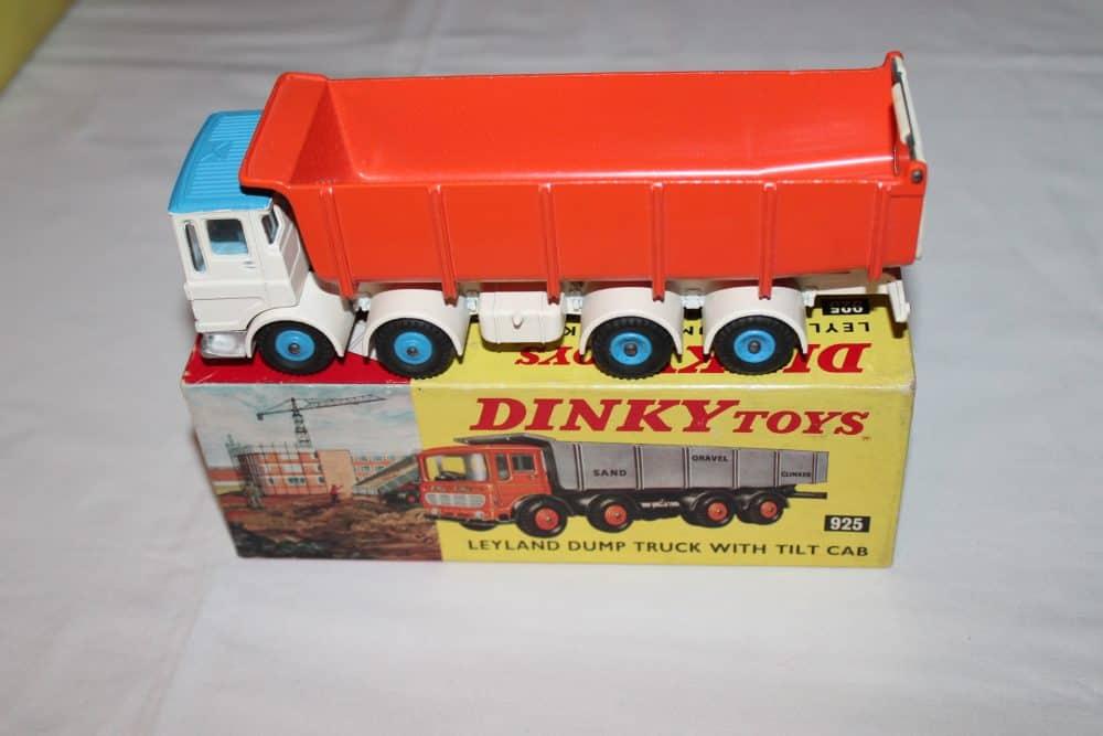 Dinky Toys 925 Leyland Dump Truck
