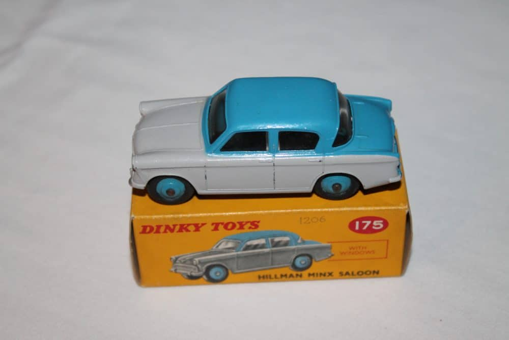 Dinky Toys 175 Hillman Minx
