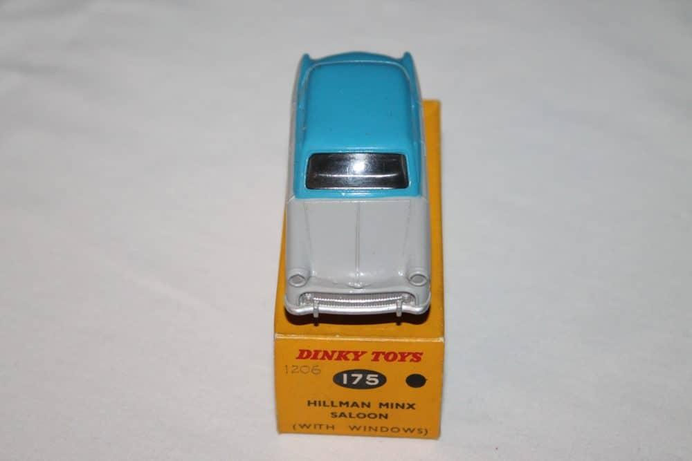 Dinky Toys 175 Hillman Minx-front