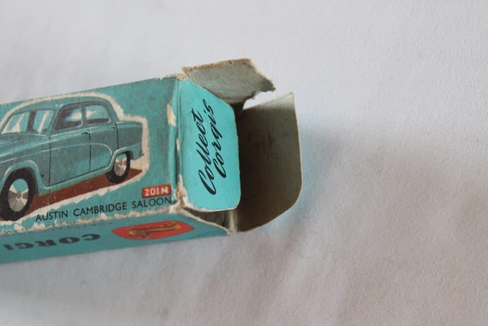 Corgi Toys 201M Austin Cambridge-box2