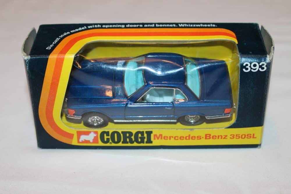 Corgi Toys 393 Mercedes-Benz 350SL