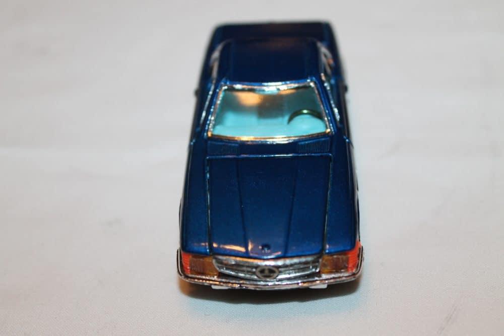 Corgi Toys 393 Mercedes-Benz 350SL-front