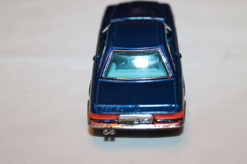 Corgi Toys 393 Mercedes-Benz 350SL-back