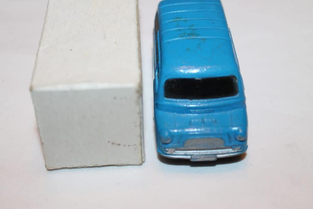 Corgi Toys 421 Dutch Promotional 'Avro Bode' Van-front