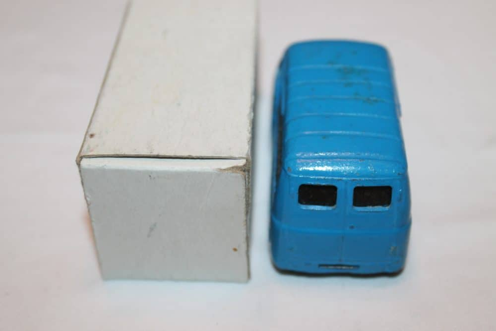 Corgi Toys 421 Dutch Promotional 'Avro Bode' Van-back