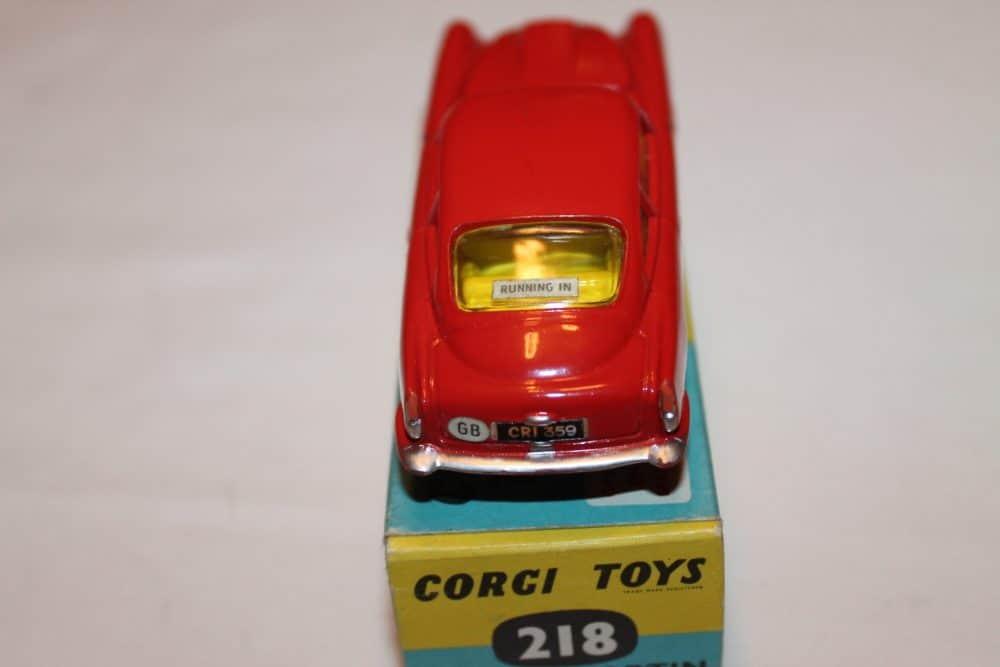 Corgi Toys 218 Aston Martin D.B.4-back