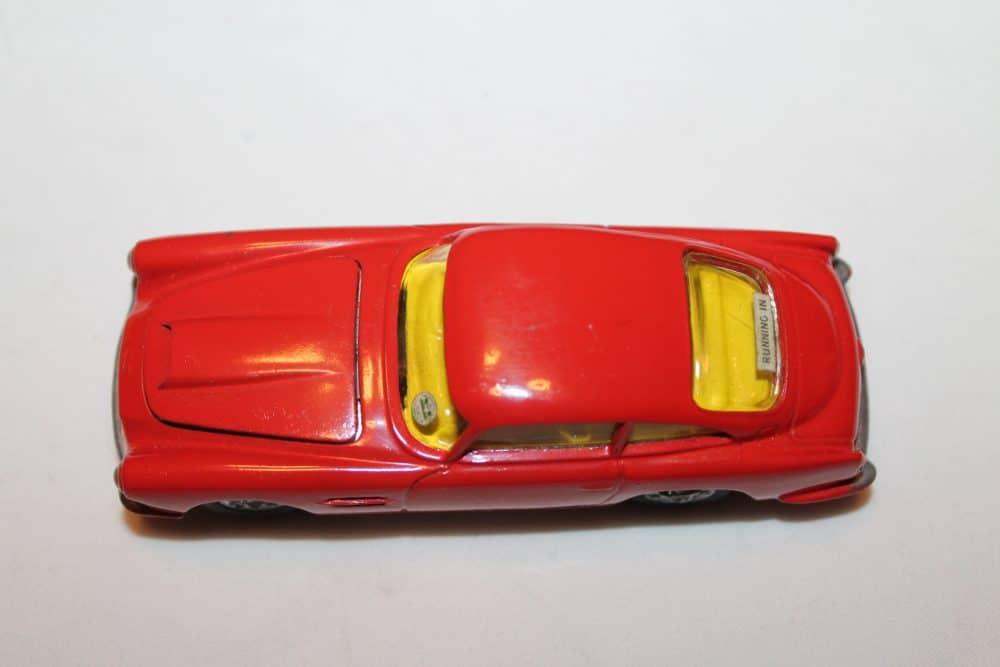 Corgi Toys 218 Aston Martin D.B.4-top