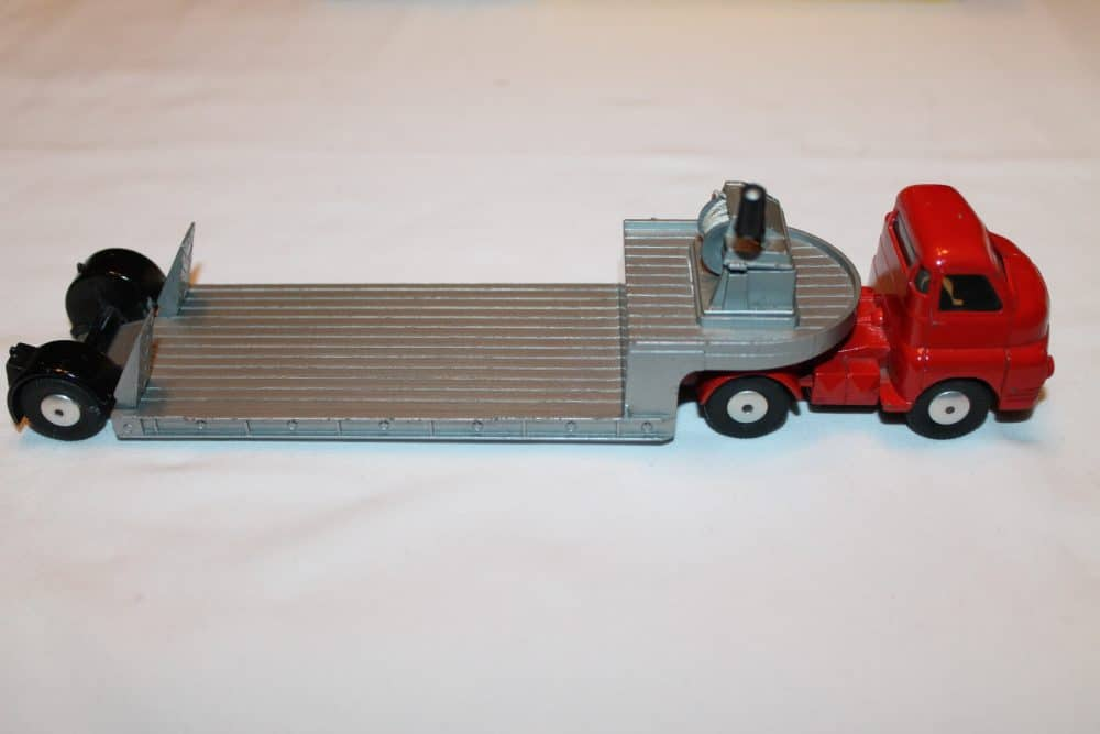 Corgi Toys 1104 Carrimore Machinery Carrier-rightside