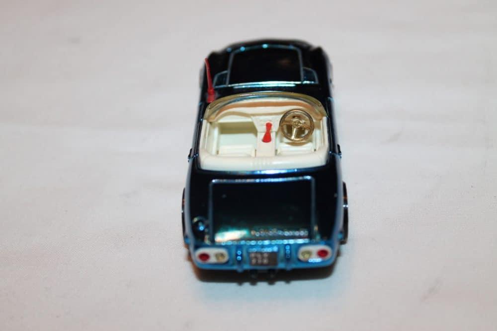 Corgi Toys 375 Toyota 2000 GT-back