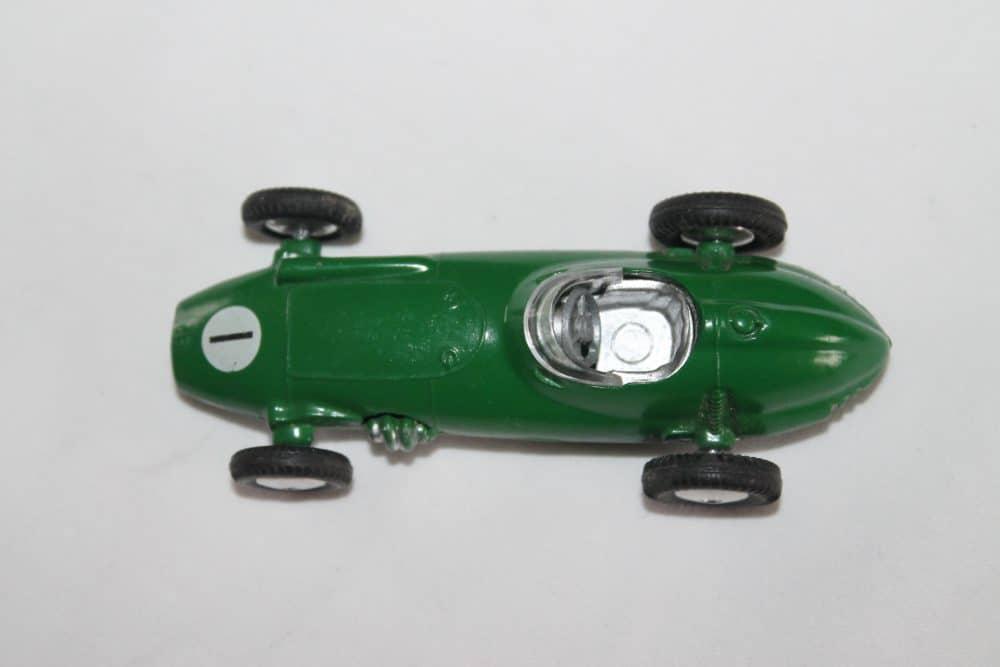Corgi Toys 152 B.R.M Racing Car-top