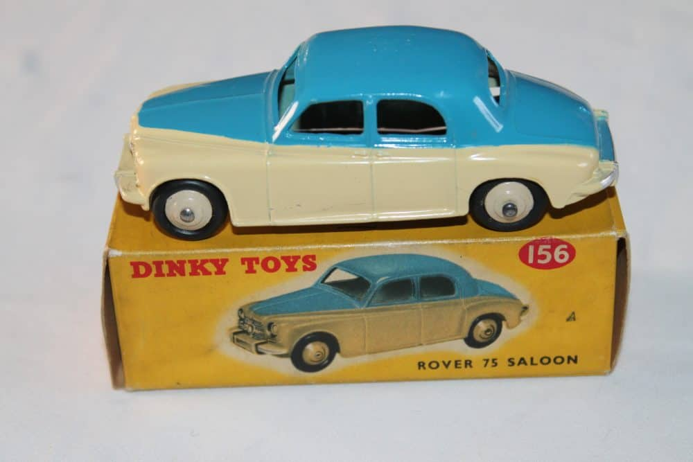 Dinky Toys 156 Rover 75