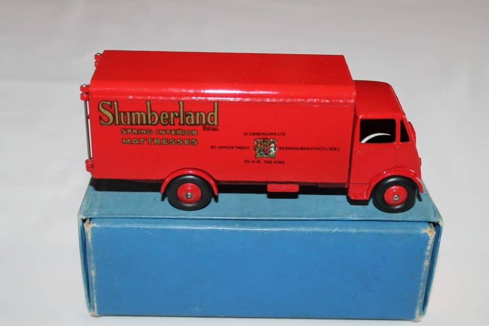 Dinky Toys 514 Guy Slumberland Van-side