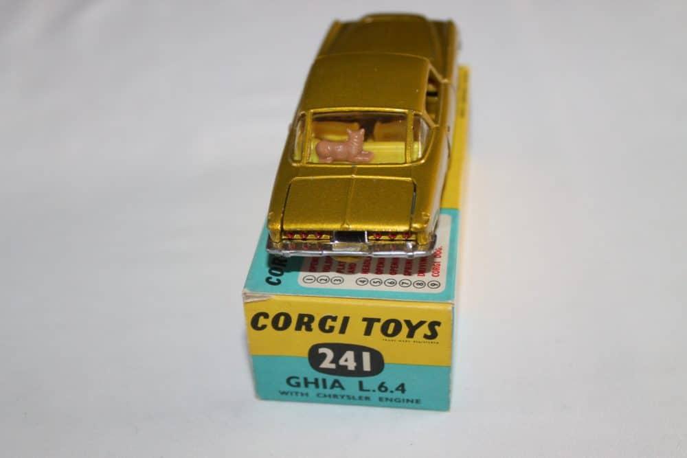 Corgi Toys 241 Ghia L.6.4-back