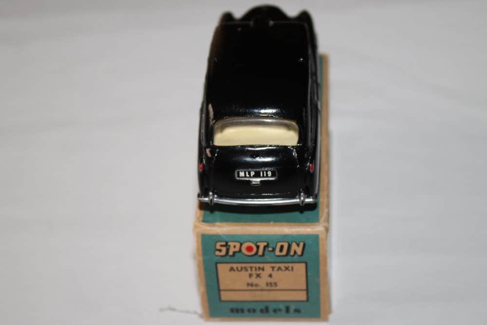 Spot-On Toys 155 Austin Taxi FX 4-back