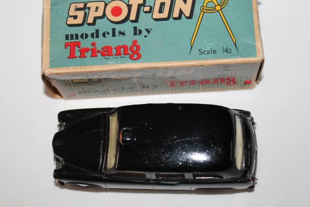 Spot-On Toys 155 Austin Taxi FX 4-top