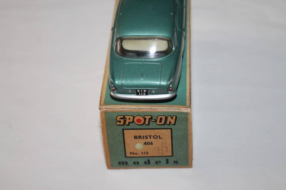 Spot-On Toys 115 Bristol 406