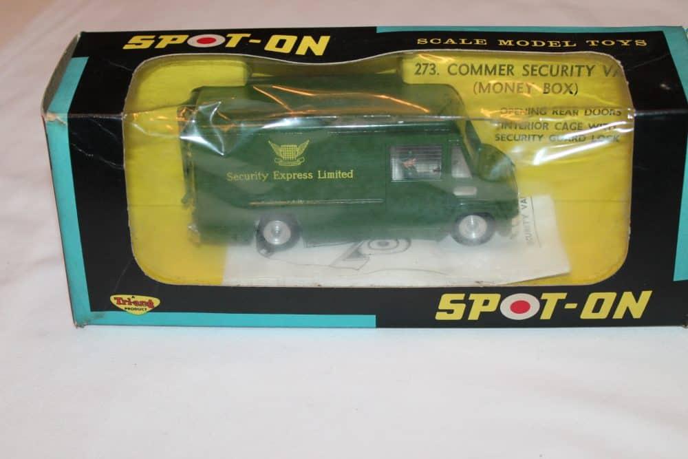 Spot-On 273 Security Van