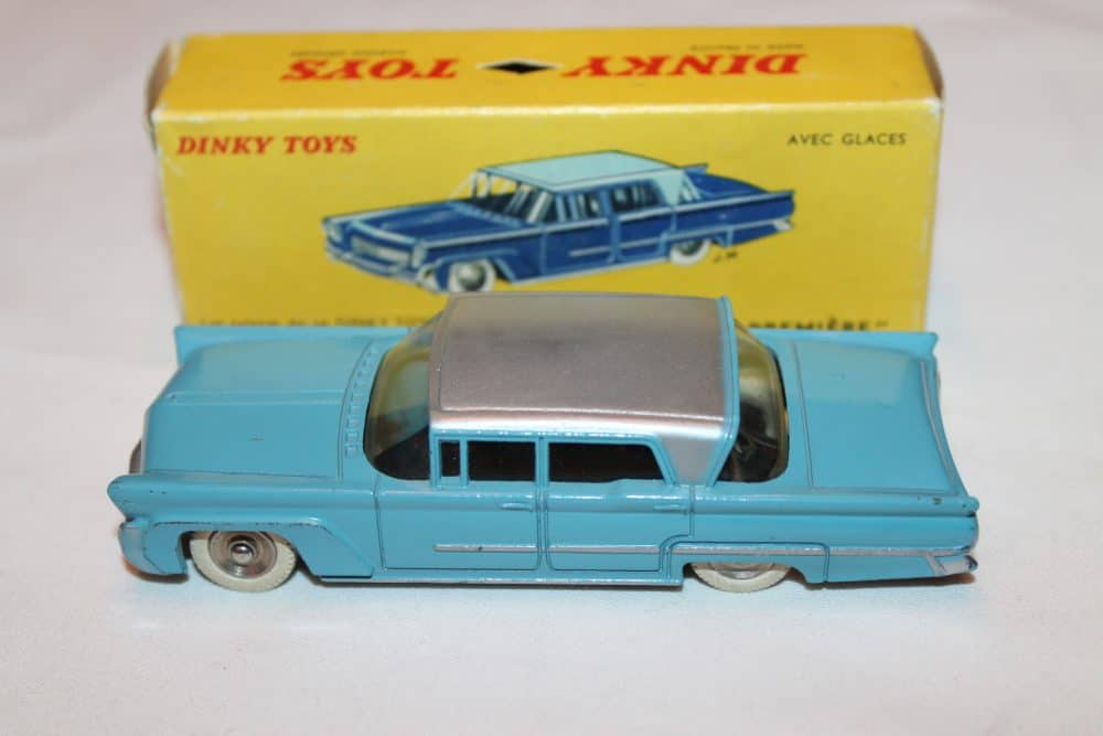 French Dinky Toys 532 Lincoln Premier