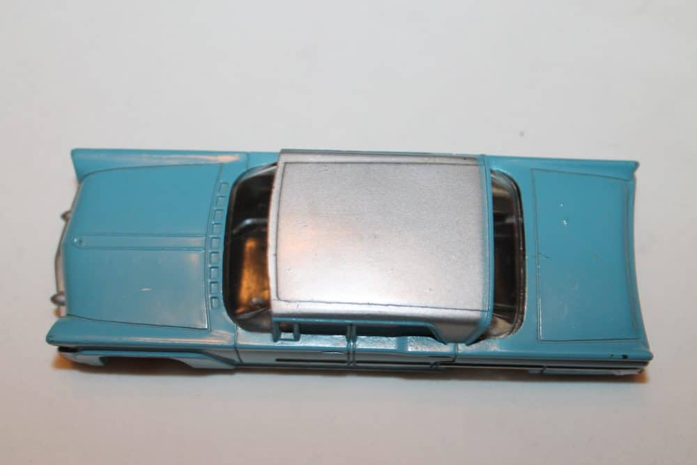 French Dinky Toys 532 Lincoln Premier-top