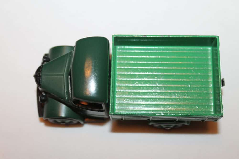 Dinky Toys 025W Bedford Truck-top