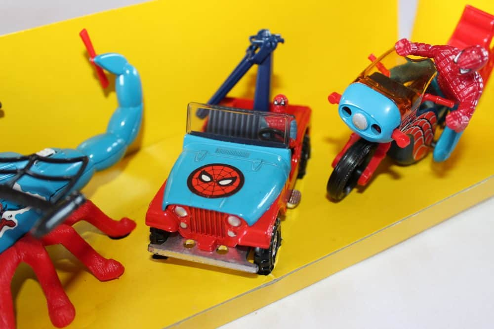 Corgi Toys GS23 Spiderman Gift Set-Buggy