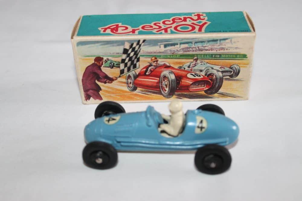 Crescent Toys 1289 Gordino 2.5litre Grand Prix Racing Car