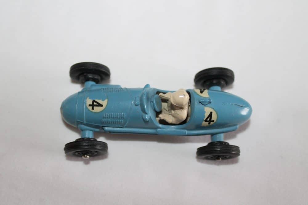 Crescent Toys 1289 Gordino 2.5litre Grand Prix Racing Car-top