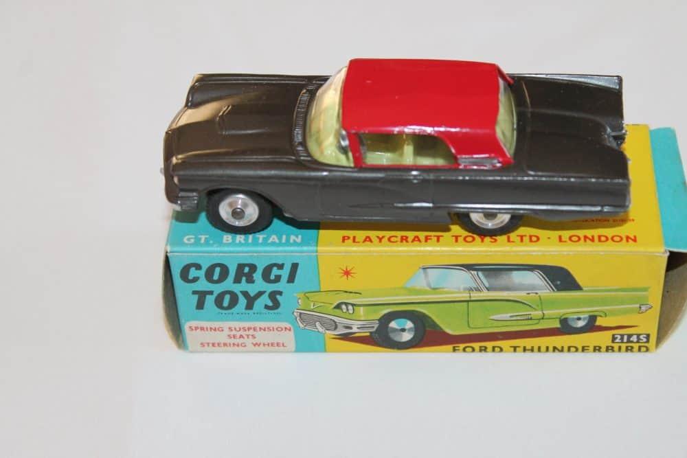 Corgi Toys 214S Ford Thunderbird